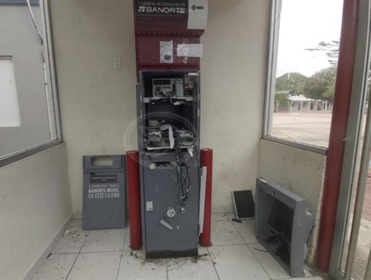 Intentan robar otro cajero; ahora en Medellín