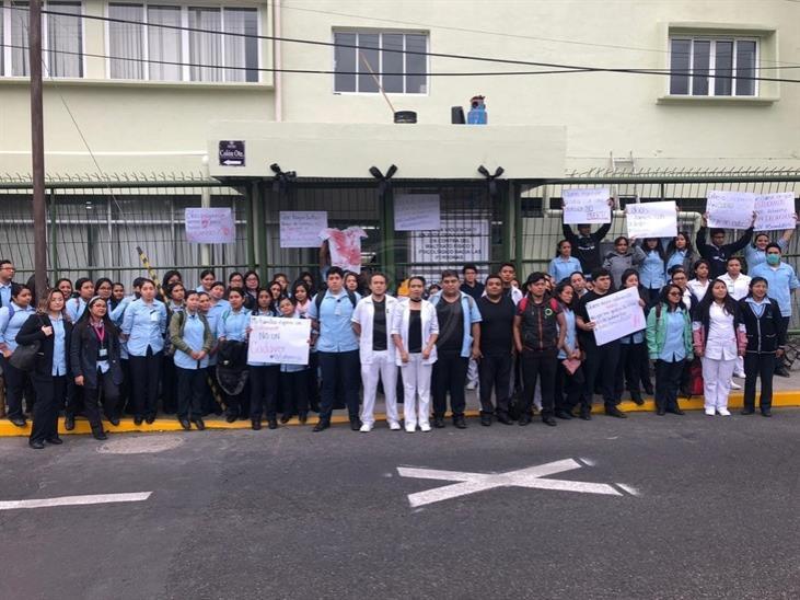 Desde Orizaba, universitarios piden alto a la violencia