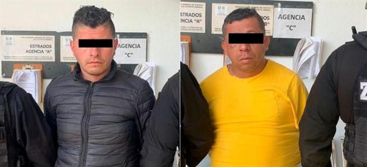 Caen presuntos autores materiales del asesinato de Abril Pérez