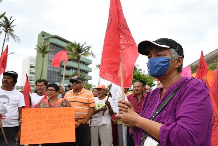 Exige Antorcha Campesina regularizar cuatro colonias