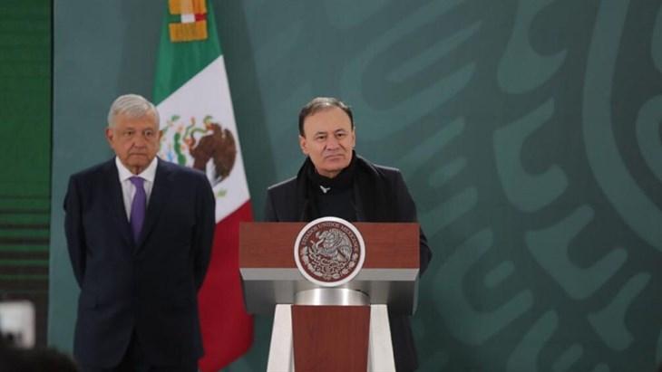 Confirma Alfonso Durazo detención del padre de El Marro