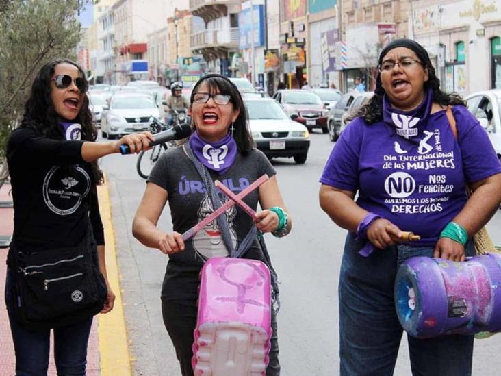 Mujeres del país alzan la voz contra el machismo y la violencia de género