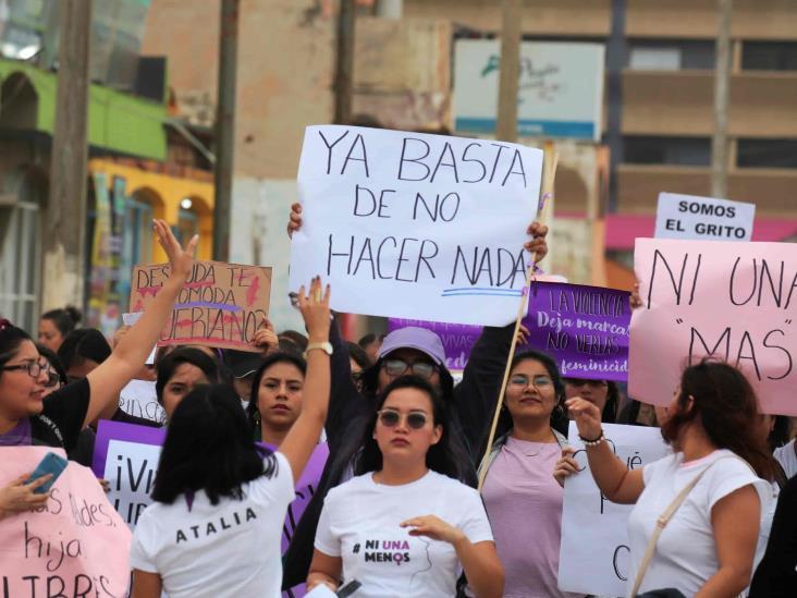 Recortes afectan estrategias contra violencia de género en Veracruz