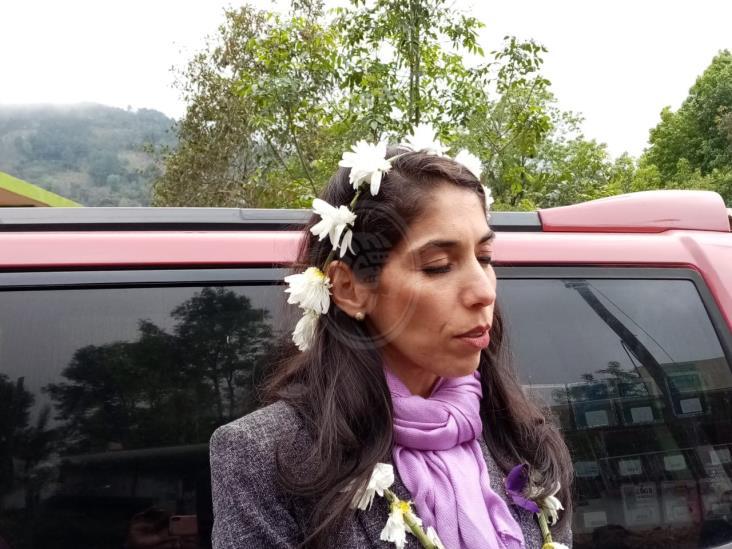 FGE, sin rezago en carpetas de investigación, asevera Verónica Hernández