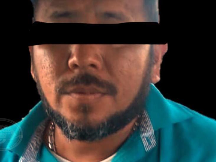 Cae presunto cobrador de piso en Coatzacoalcos