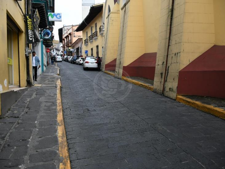 Mujeres hacen notar su ausencia en calles de Veracruz