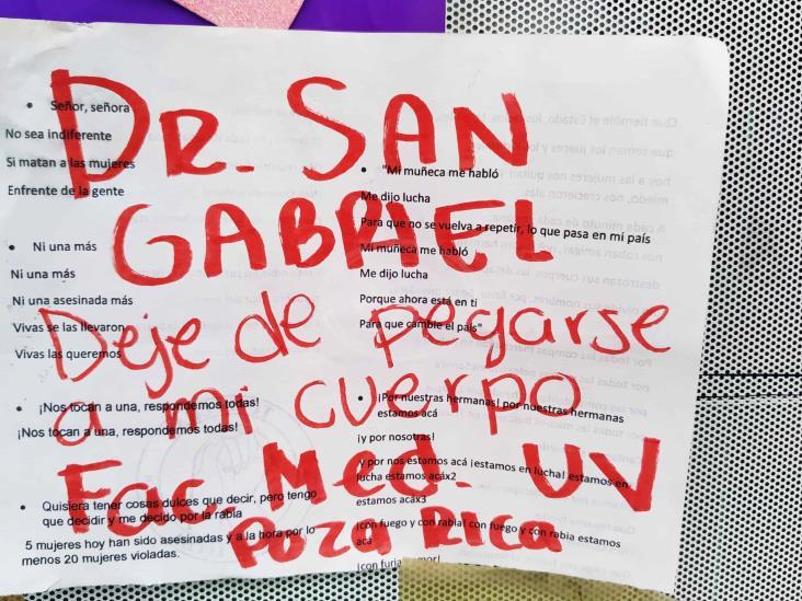 Maestros de UV y funcionarios del ISSSTE acosan en Veracruz, afirman