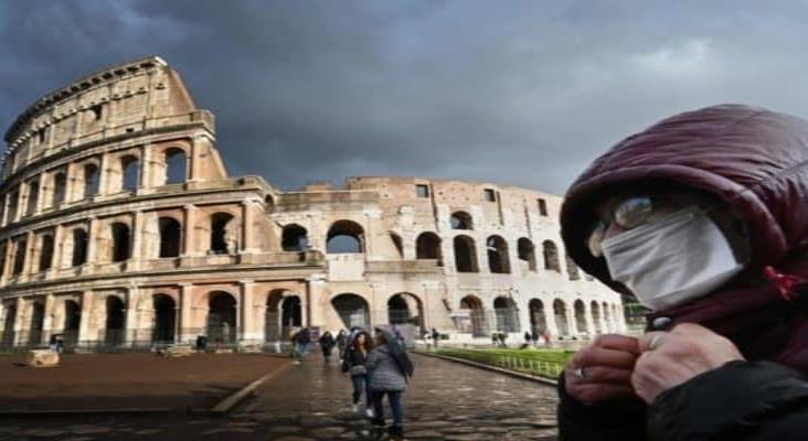 Italia declara la cuarentena para toda su población por brote del COVID-19