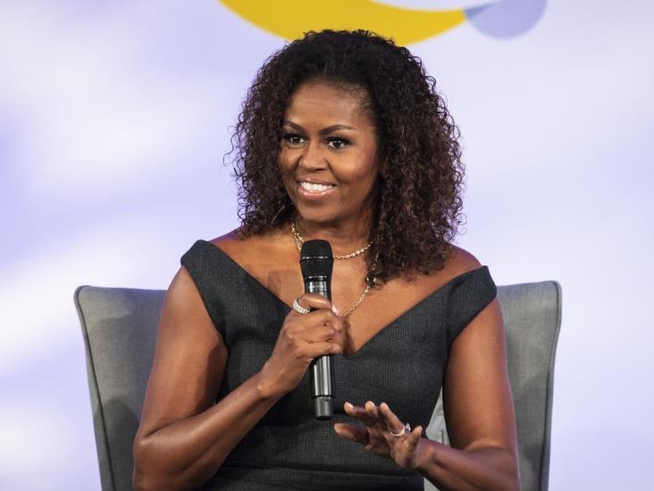 Michelle Obama llegará a México con charla en el Auditorio Nacional