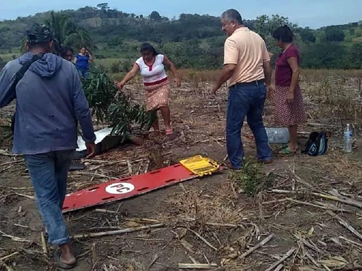 Disputa de tierras en Hueyapan de Ocampo deja 5 macheteados