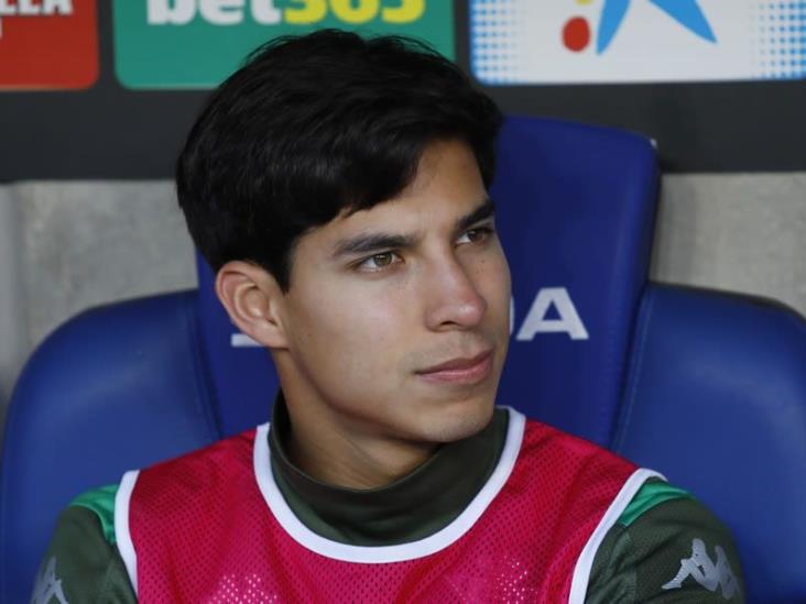 Inactividad le costó a Diego Lainez no ir al Preolímpico