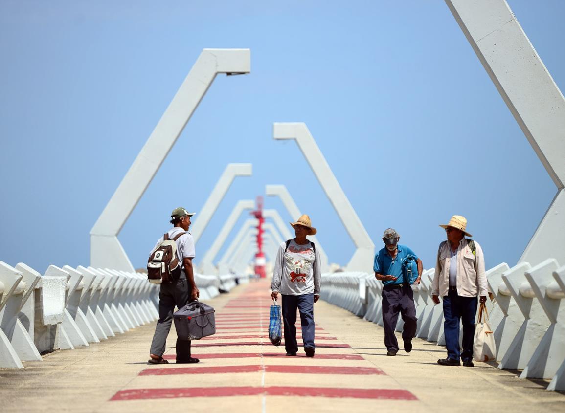 Clima en Veracruz alcanzaría alta sensación térmica