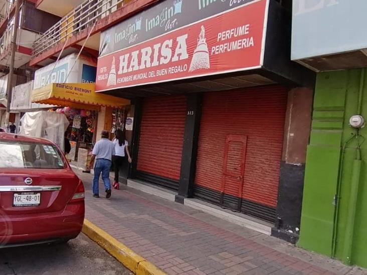 Drástico cierre de negocios genera depresión económica en Coatzacoalcos