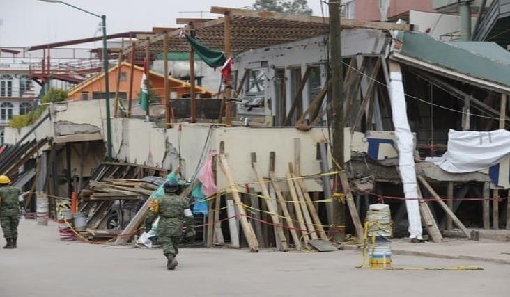 Emite México bono catastrófico por 485 mdd