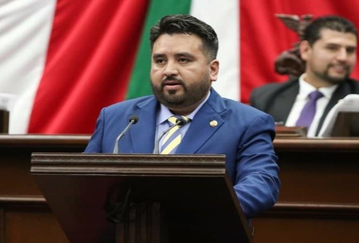 Asesinan a Erik Juárez Blanquet, diputado local en Michoacán