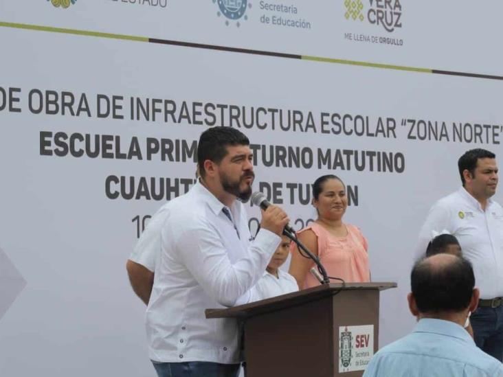 Este  año, SEV contempla mil obras de infraestructura en todo Veracruz