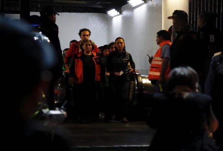 Habrá peritaje internacional sobre accidente del Metro