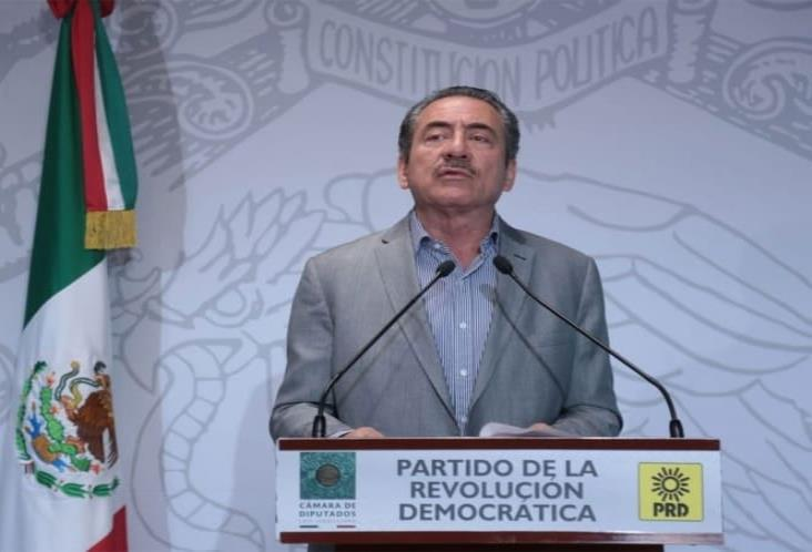 Diputado del PRD señala posible caso de Covid-19 en San Lázaro