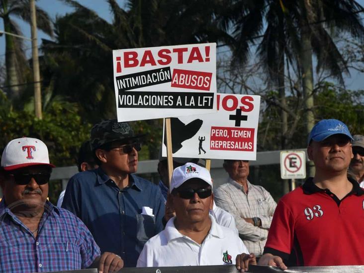 Protegido de Octavio Romero viola Ley de Pemex; debe aclarar despidos