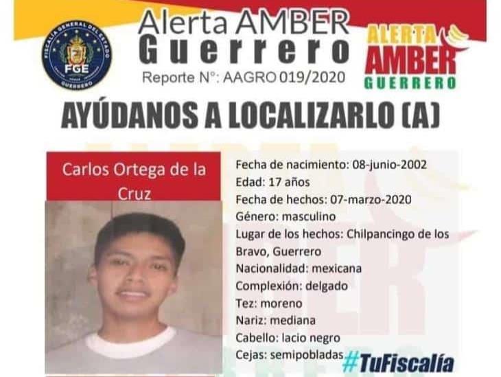 Desaparece hijo del vocero de los padres de Ayotzinapa