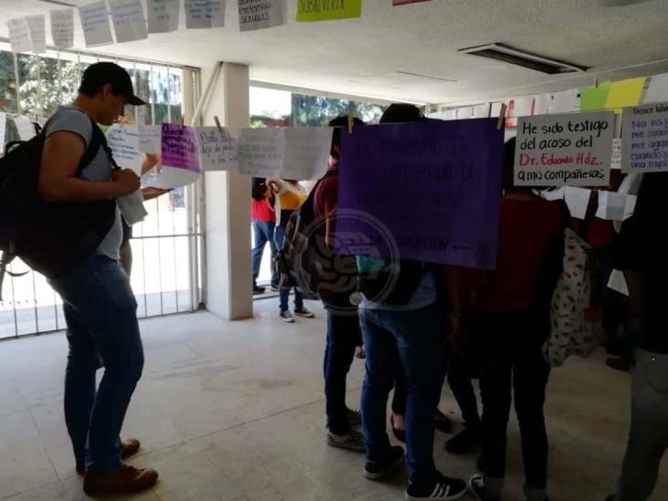 UV busca ocultar acoso contra estudiantes veracruzanas en Orizaba