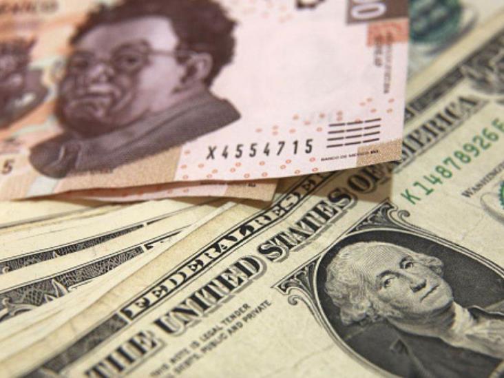 El peso vuelve a tocar fondo ante el dólar