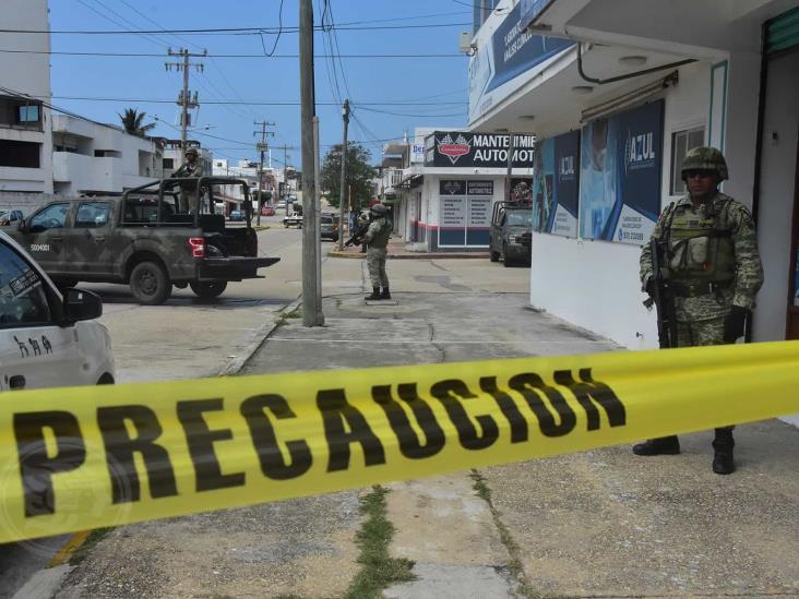 Ejército catea domicilio en Coatzacoalcos