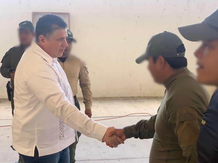 Se redoblan acciones para regresar tranquilidad a región sur: Hugo Gutiérrez
