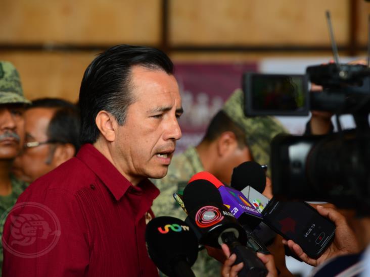 Videovigilancia abarcará el Interoceánico: Cuitláhuac