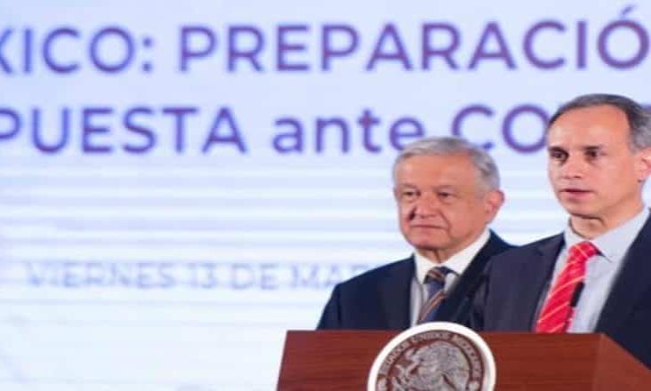 Tenemos que bajarle al miedo: López-Gatell ante coronavirus en México