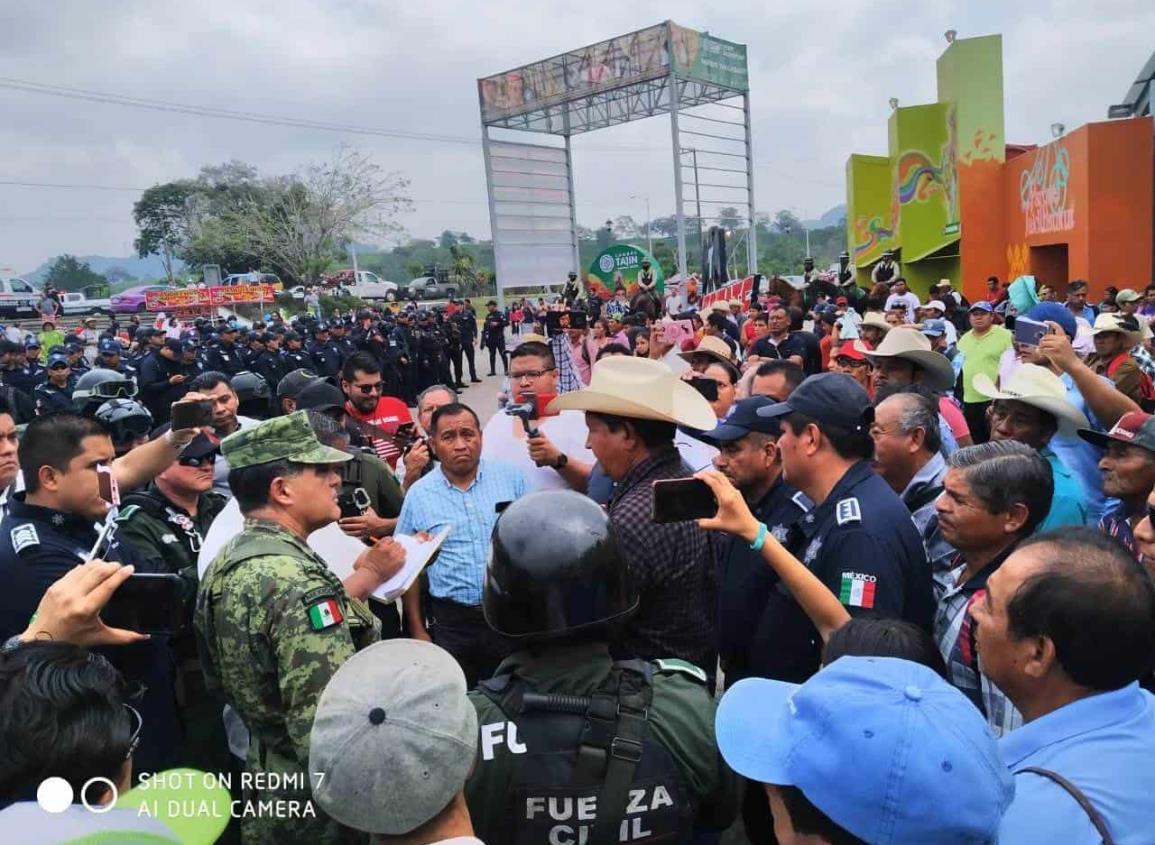 Se privilegió seguridad de veracruzanos en Cumbre Tajín: SSP