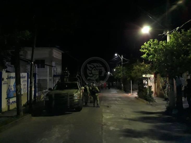 Enfrentamiento deja un muerto y cuatro lesionados en San Andrés Tuxtla