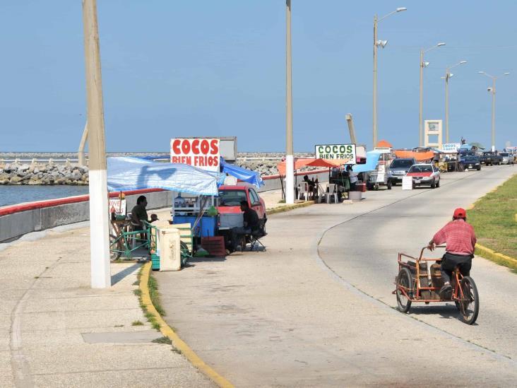 Continuarán altas temperaturas en zona sur de Veracruz