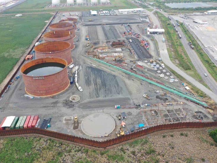 Invierten 350 millones de dólares en puerto de Tuxpan