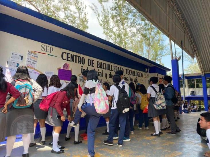 Descubren encubrimiento de acoso sexual en escuela de Acayucan