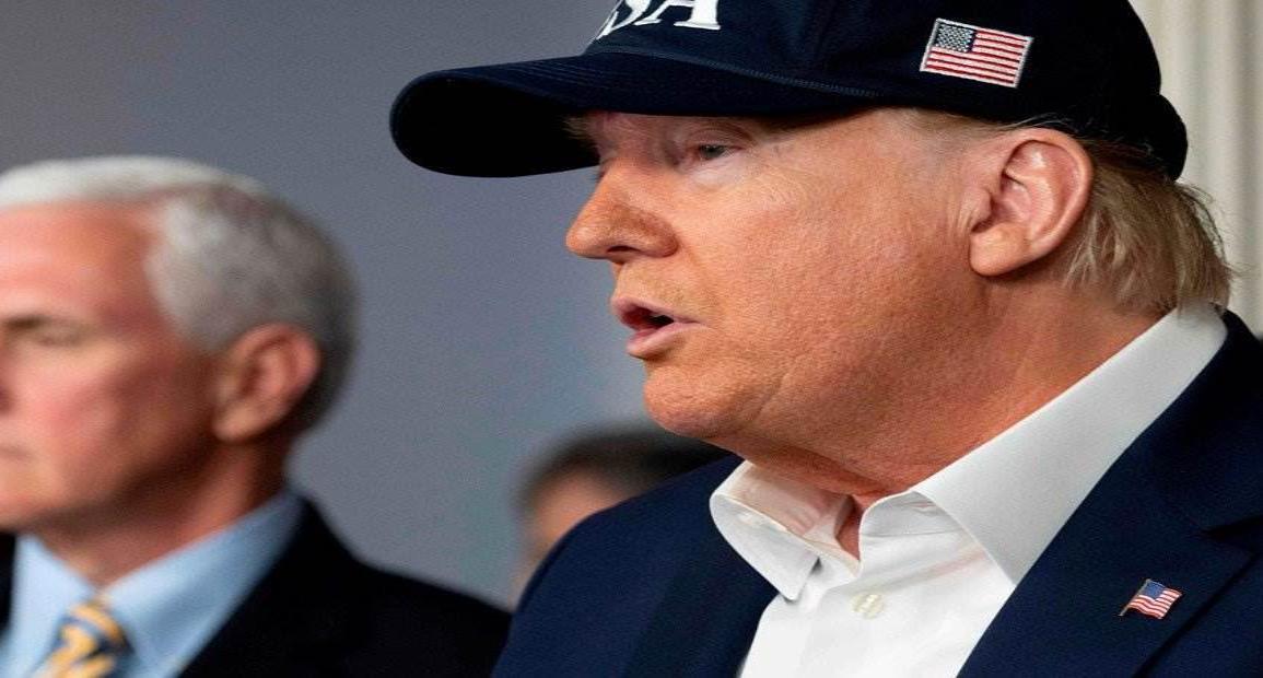 Donald Trump da negativo en prueba de Covid-19