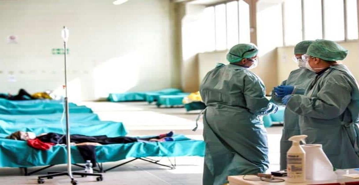 En 24 horas mueren en Italia 368 por coronavirus
