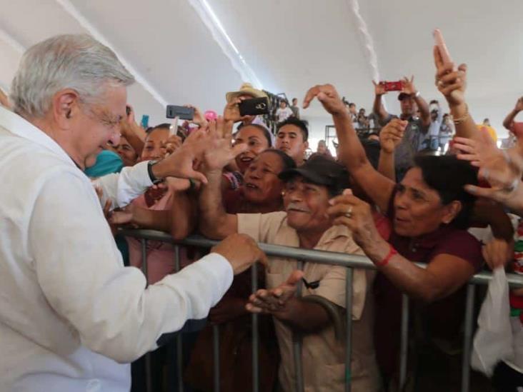 AMLO dice tener fe de sacar a México adelante a pesar de la pandemia de COVID-19