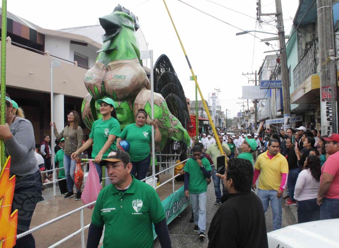 Festejos del 18 de marzo quedan cancelados en Agua Dulce