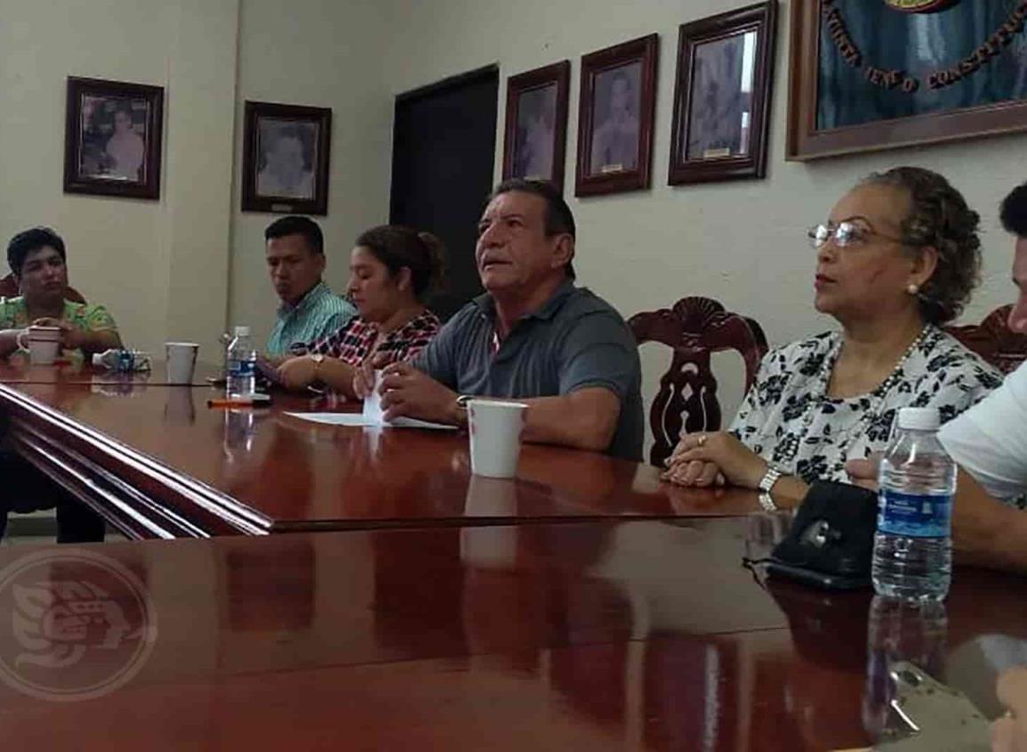 También suspenden eventos masivos en Las Choapas y Agua Dulce