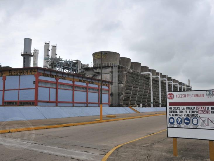 Producción al 50% en el Complejo Petroquímico Morelos