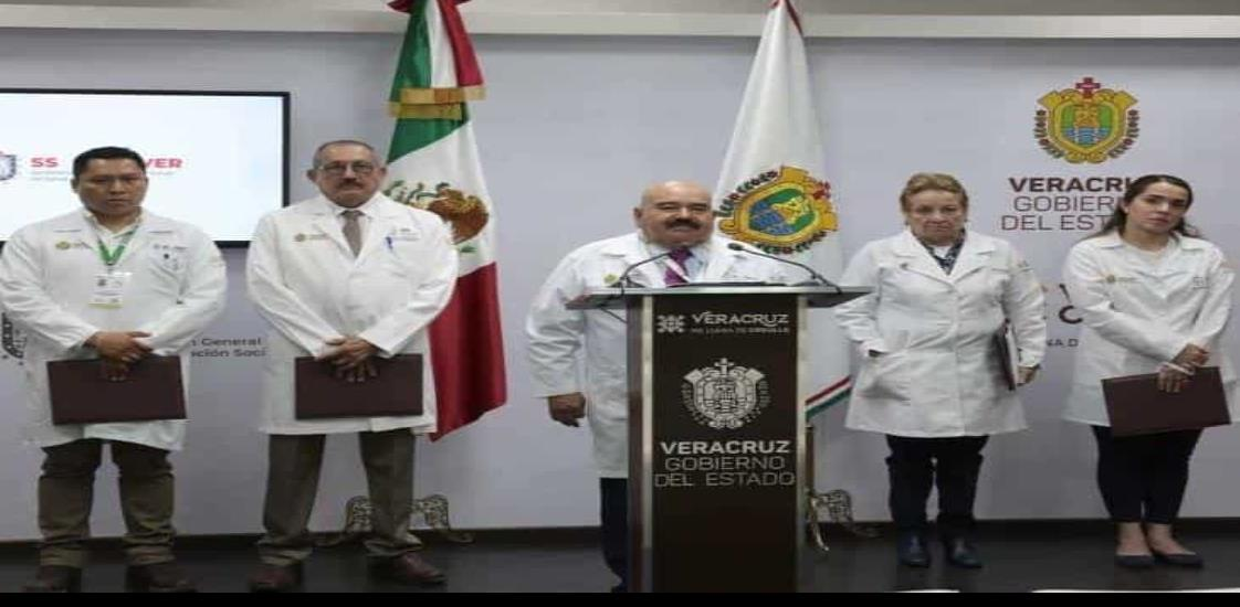 Confirmados dos casos de coronavirus en Veracruz; ambos en zona conurbada