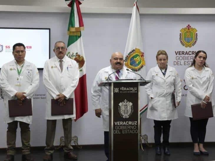 Nueve casos sospechosos de Covid-19 en Veracruz: Sesver