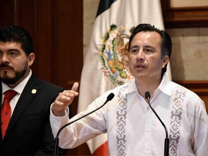 Veracruz, Boca, Medellín y Alvarado, sin clases a partir del martes: Cuitláhuac