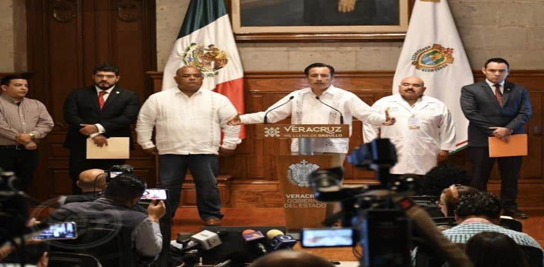 Con reforma electoral, busca Cuitláhuac ahorro de 500 mdp