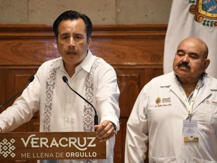 Sin casos positivos de Covid-19 en Veracruz