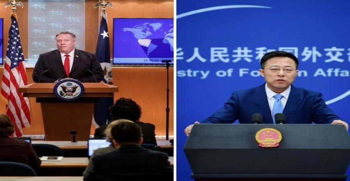 China acusa a EU sobre origen de nuevo coronavirus