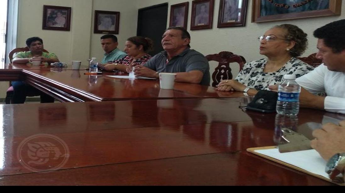 Cancelan eventos en Las Choapas ante Covid 19