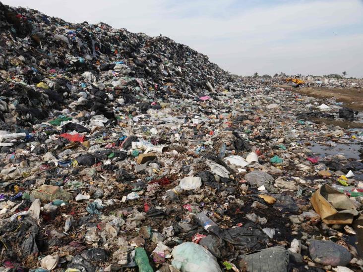 En México se generan más de 120 mil toneladas de residuos a diario