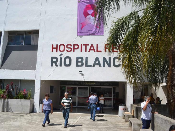 Hospital Regional de Río Blanco con posible caso de coronavirus